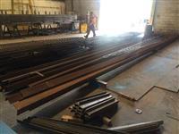 "CANTONEIRA ASTM A36 - 5"" X 3/8"" X 12000MM – LAMINADO – 219,6 kg/pç"
