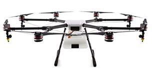 RPA / VANT DJI Drone AGRAS MG-1 Pulverizador até 10kg (Agricultura) - Pronta Entrega