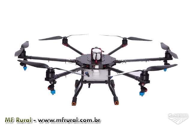 RPA/VANT Drone JT Sprayer 5 Pulverizador até 6 litros (Agricultura)