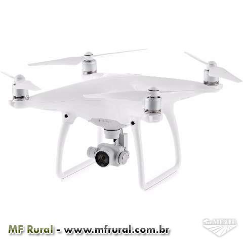 RPA/VANT DJI Drone Phantom 4 + NDVI (filmagem, profissional, mapeamento, agricultura)
