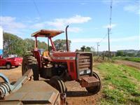 Trator Massey Ferguson 295 4x2 ano 86