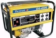 Gerador à Gasolina 4.0 KVA Ferrari GG-4000