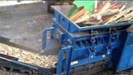 Moedor de madeira /troncos, galhos, pallets