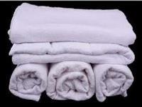 Pano de chão 100% algodao, saco de algodao, pano limpeza - tamanho 40x60 15 batidas