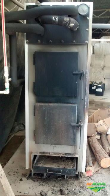Geradora de agua quente (caldeira) FAED