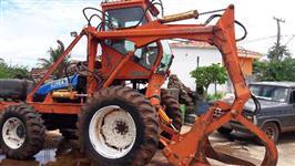 Trator Carregadeiras TS 100 4x4 ano 04