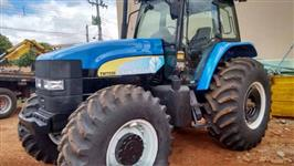 Trator Ford/New Holland TM7020 4x4 ano 10