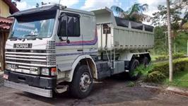 Caminhão Scania scania p 93 250 cv truck cassamba ano 97