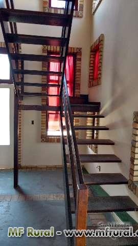 Madeiras demolição casa germânica