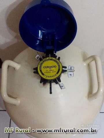 Botijão de Sêmen - Cryometal
