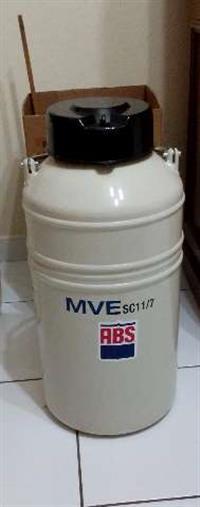 Botijão de Sêmen - MVE SC 11/7