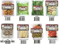Legumes , verduras e tuberculos minimamente processados