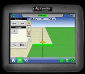 Gps Barra de luzes/taxa variável Ag Leader Versa