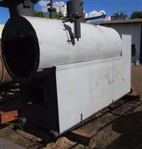 Caldeira à lenha 1400 kgv/h