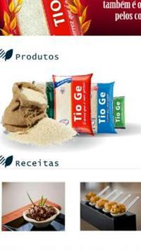 Vendemos para todo território nacional arroz branco