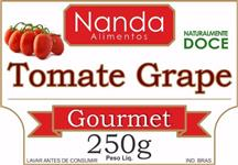 Tomate Grape - 180g, 250g e 300g. - Nanda Alimentos