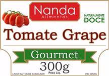 Tomate Grape - 180g e 300g - Nanda Alimentos