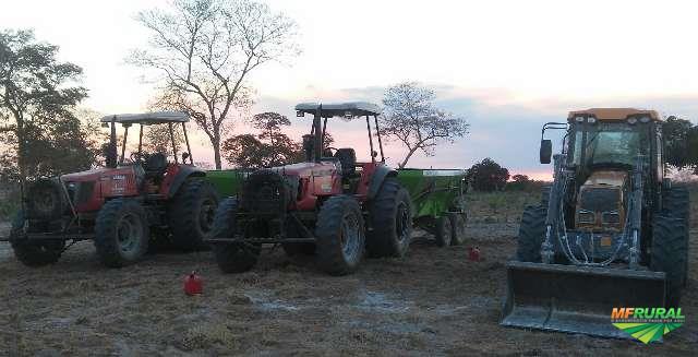 Serviços Agrícolas