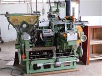 Vende-se Conjunto De Maquinário Completo Para Fabricação Cigarros