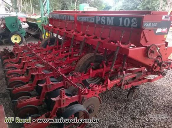 Plantadeira Semeato PSM 102 9 linhas