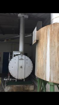 Caldeira ATA 650kg/h Gas