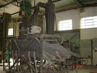 Conjunto de maquinas para beneficiamento de milho (quirera, Fuba, Glits)