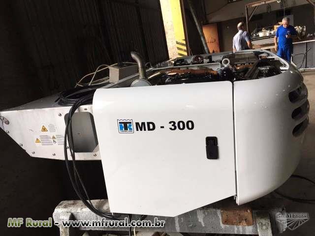 Equipamento de refrigeração thermo king md 300