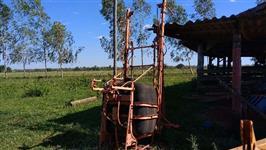 Pulverizador usado