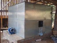 Turbinas para secadores de grãos