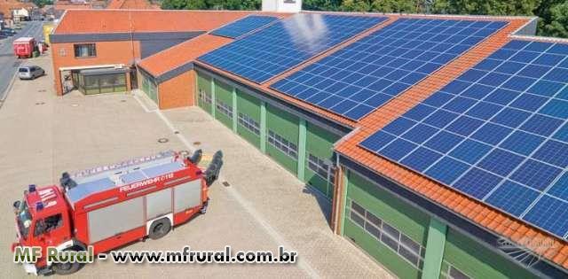 Energia Elétrica Utilizando a Energia Infinita do Sol
