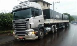 Caminhão Scania G 440 ano 13