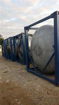Tanque inox 316    -  24.000 Lts