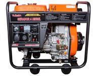 Gerador de Energia a Diesel 7.5KVA