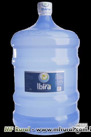 Agua Mineral em Curitiba