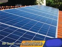 Energia Solar / Fotovoltaica / Geração energia solar