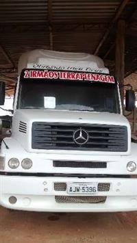 Caminhão Mercedes Benz (MB) MB 1632 ano 01