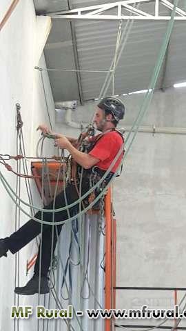 Serviços de Alpinista Industrial