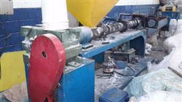 Extrusora De Plastico 100 Mm para pebd