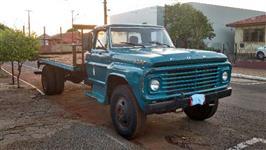Caminhão Ford F 600 ano 76