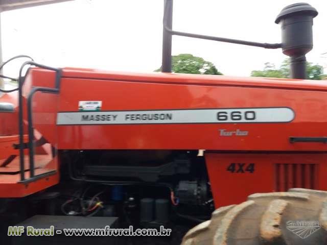 MASSEY FERGUSON 660