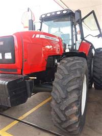 Trator Massey Ferguson 6360 4x4 ano 11