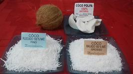 COCO RALADO FRESCO 100% NATURAL