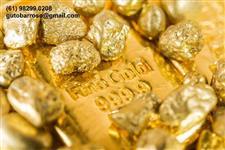 Compro Ouro (AU) para exportação
