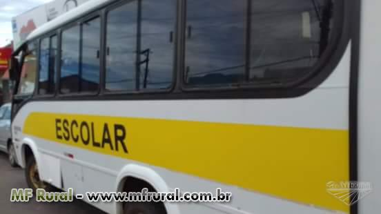 Vendo micro ônibus VW 8 150