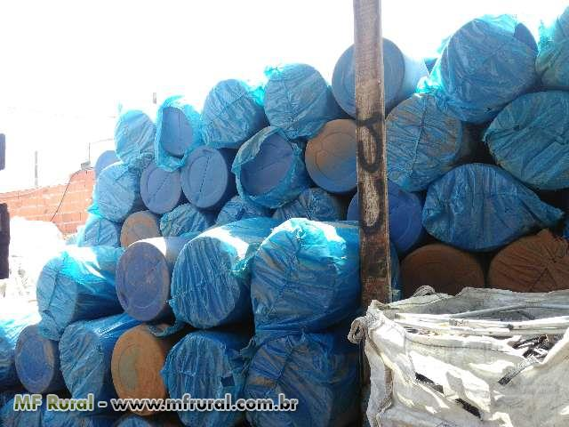 BOMBONAS PLASTICAS 200 LITROS