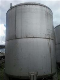 Tanque aço inox