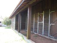 Porta para Baias ,Casa Sede e Porteiras