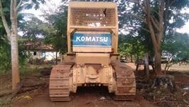 Trator Komatsu D-50. Ano 82