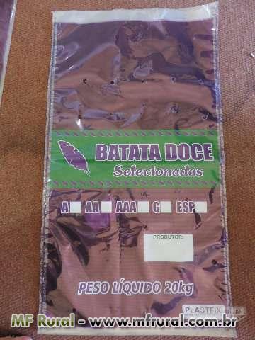 Sacos de Ráfia / Polipropileno