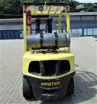Empilhadeira Hyster H60ft Glp 3 Ton Torre Triplex C/ Deslocador